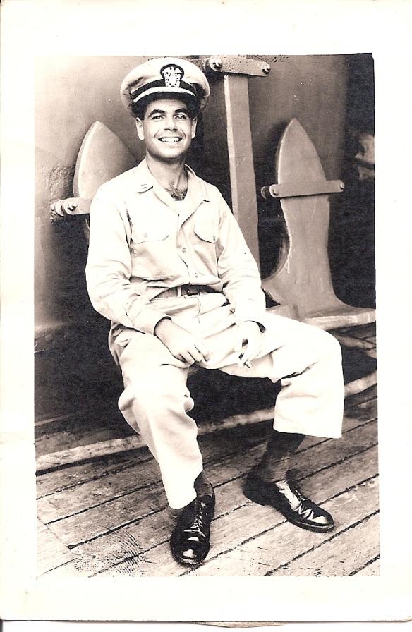 Harold Bolton - Navy