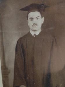 William M. Bolton--Yale Graduation-1913