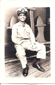 Harold Bolton circa 1942